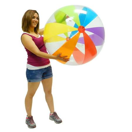 Inflatable Jumbo Beach Ball](Custom Beachballs)