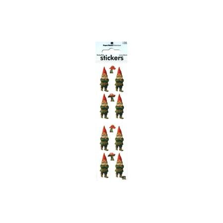 - Paper House Sticker Gnomes