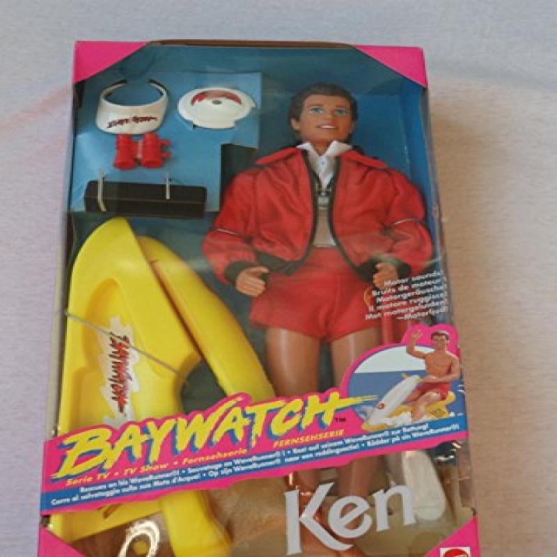 Mattel Barbie Baywatch Ken