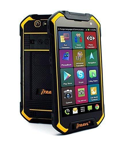 ECTACO iTRAVL 2 ITR WLD19 Multi 19 languages Android OS based Touch Screen Electronic Talking Dictionary and... by ECTACO