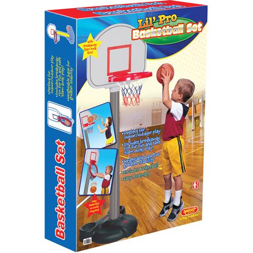 Lil Pro Basketball Set