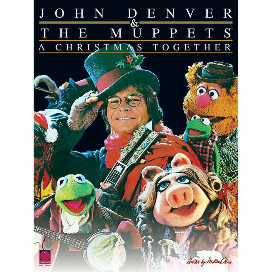 John Denver and The Muppets, A Christmas Together, Piano/Vocal/Guitar Artist Songbook