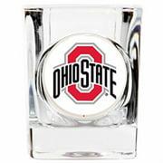 Ohio State Buckeyes Square Shot Glass