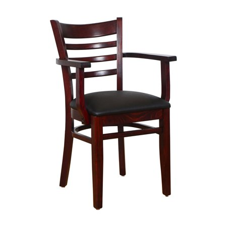 Safsil Seating Ladder Back Upholstered Dining Chair ()