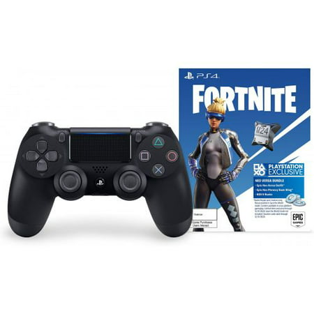 Sony PlayStation 4 DualShock 4 Wireless Controller, Fortnite Jet