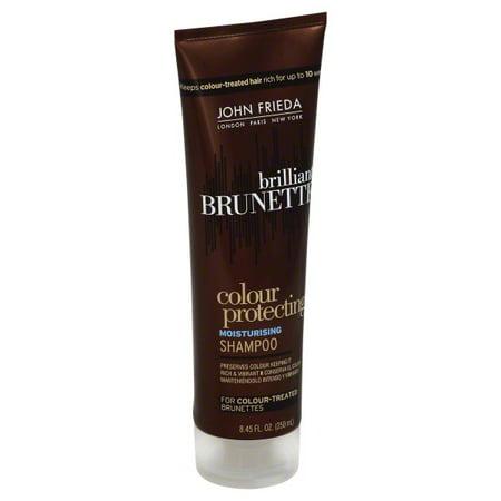 John Frieda Brilliant Brunette  Shampoo, 8.45 oz](Brunette Guys)