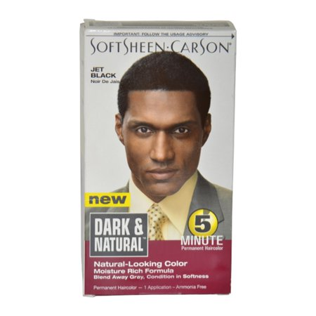 SoftSheen-Carson Dark & Natural 5 Minute Shampoo-In Haircolor ...