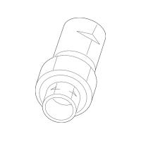 Genuine OE GM Pressure Sensor 13516496