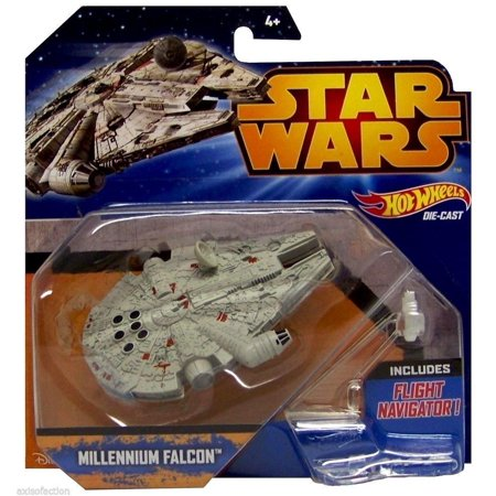 Hot Wheels Star Wars Millennium Falcon Die Cast Vehicle](Millennium Falcon Rc)