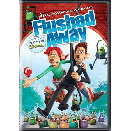 Flushed Away (DVD) - Away Gaither Bill