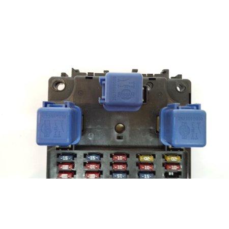 Pre-Owned Original Part) FUSE BOX 24350 9E000 E 2000 Nissan Altima on black altima, nissan altima,