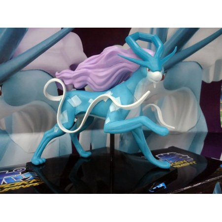 Banpresto Pokemon - Pokemon DXF Suicune Collectible PVC Figure
