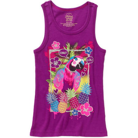 Faded Glory Fg Graphic Tank