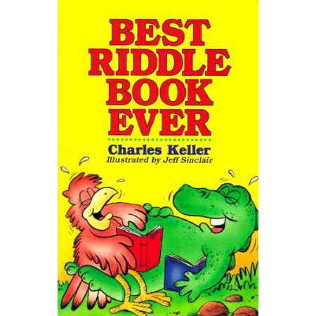 Best Riddle Book Ever