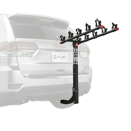 Allen Sports Deluxe 5-Bicycle Hitch Mounted Bike Rack,