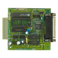 Okidata Oki 4ya4021-1050 Serial Interface Card 320 390 520 590 ML8810 Lxhi