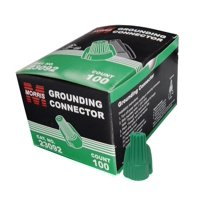 Morris 23092 Grounding Connectors - Green