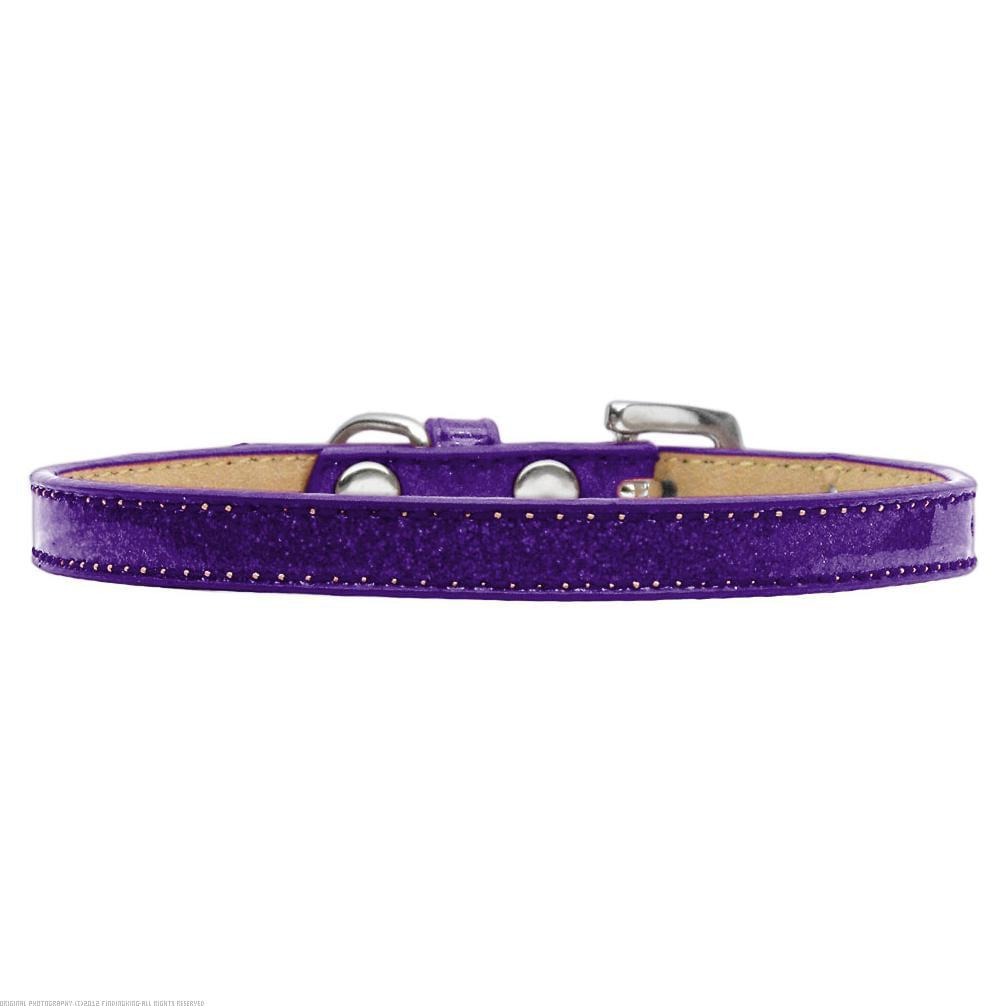 Plain Ice Cream Collars Purple 10