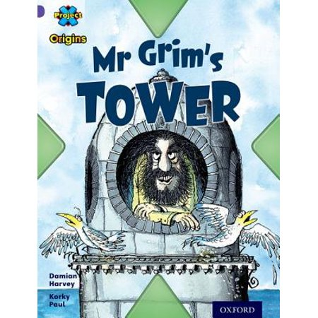 100 Floors Halloween Tower Level 8 (Project X Origins : Purple Book Band, Oxford Level 8: Buildings: MR Grim's)