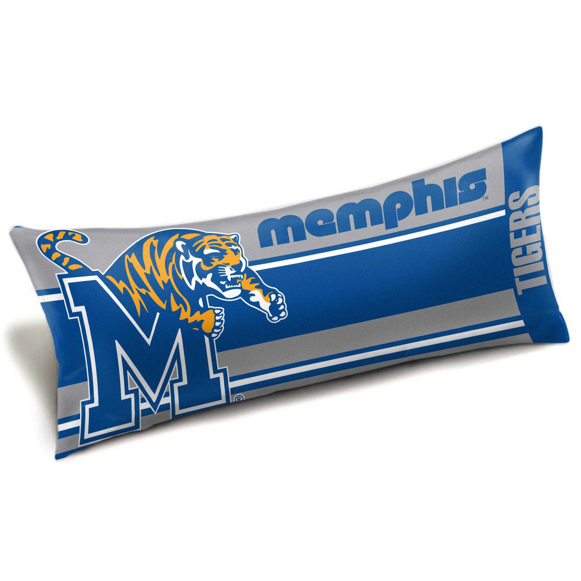 """NCAA Memphis Tigers """"Seal"""" Body Pillow"""