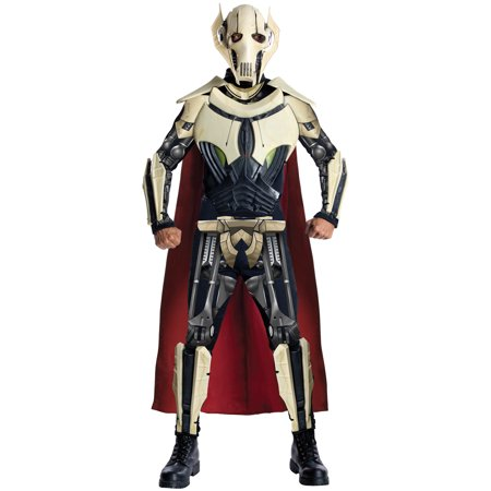 Deluxe General Grievous Adult Costume