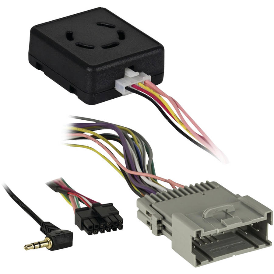 Axxess Bx-gm1 Basix Retention Interface for Select 2000-2013 GM Accessory with Chime/ASWC PNP