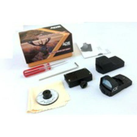 Ade Advanced Optics RD3-006B Python Green Dot Micro Mini Reflex Sight For