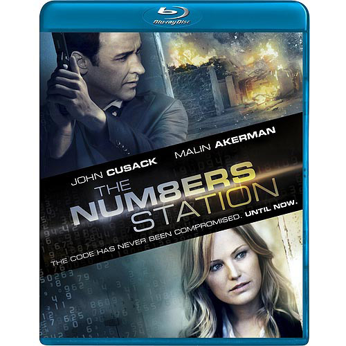The Numbers Station (Blu-ray) (Widescreen)
