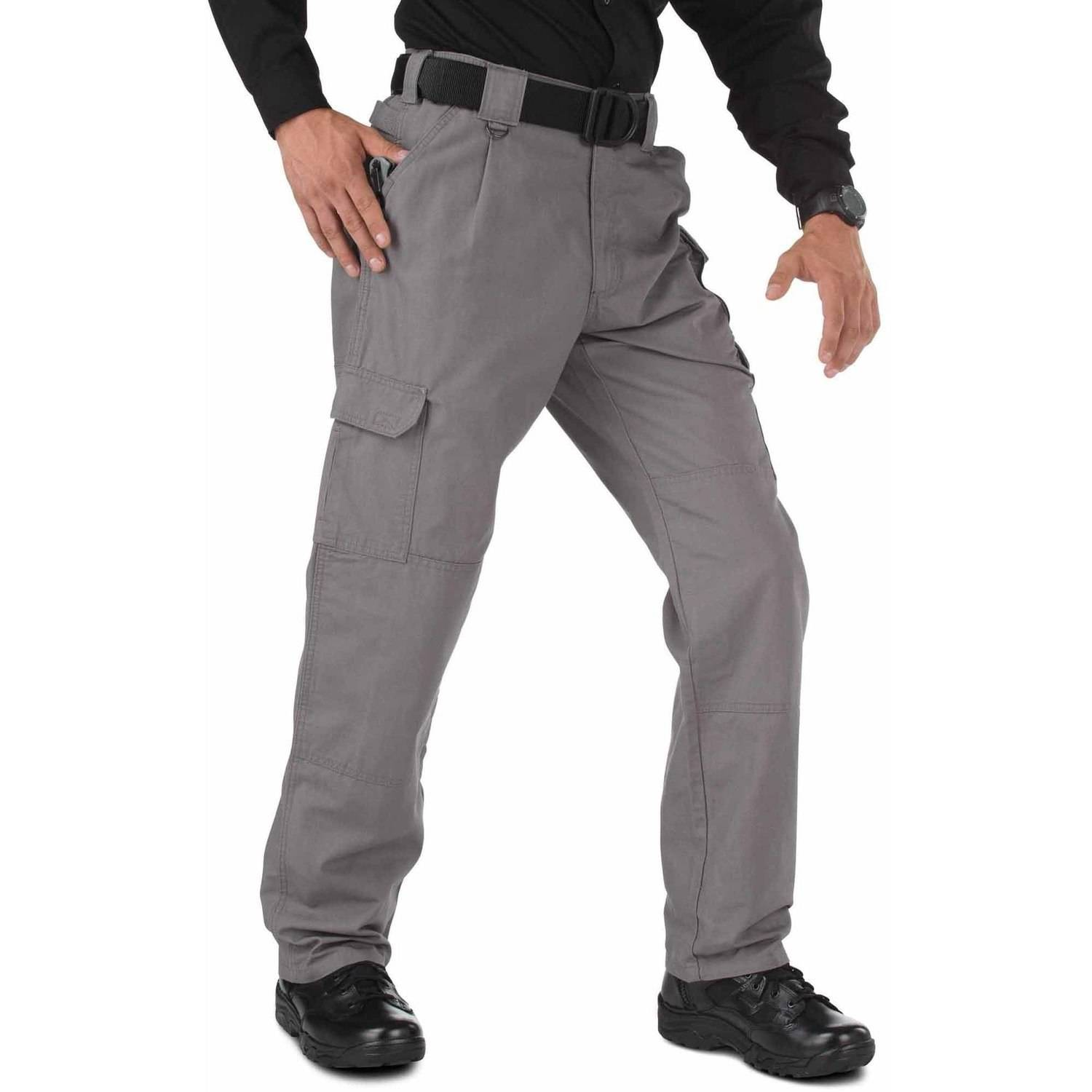 5.11 Tactical Men's Cotton Tactical Pant, Grey