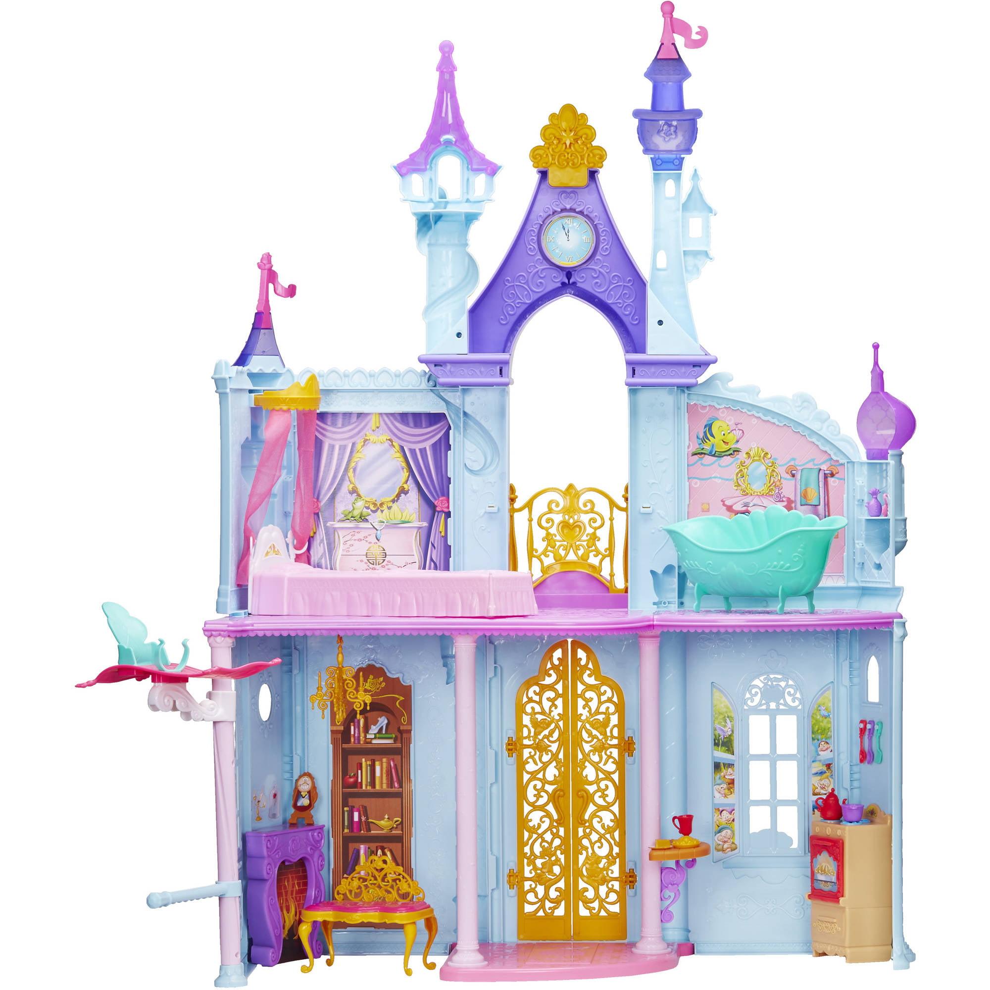 disney princess royal dreams castle walmart com
