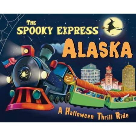 Spooky Express Alaska
