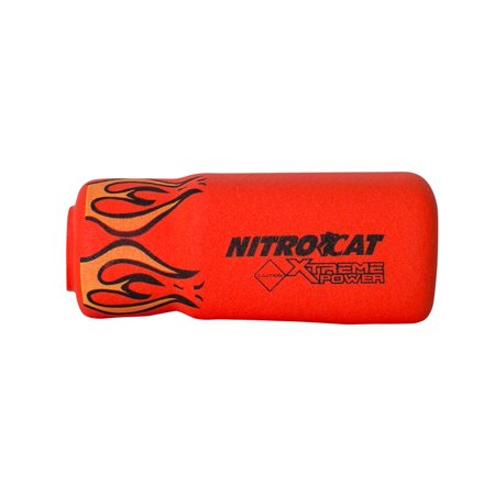 Image of Nitrocat Red Flame Impact Boot for 1200-K