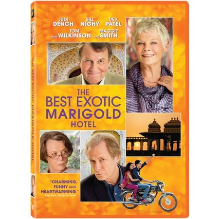 The Best Exotic Marigold Hotel  Widescreen