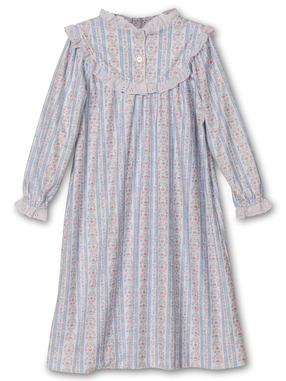 Lanz of Salsbury Girls' Big Girls Pink Novelty Gown