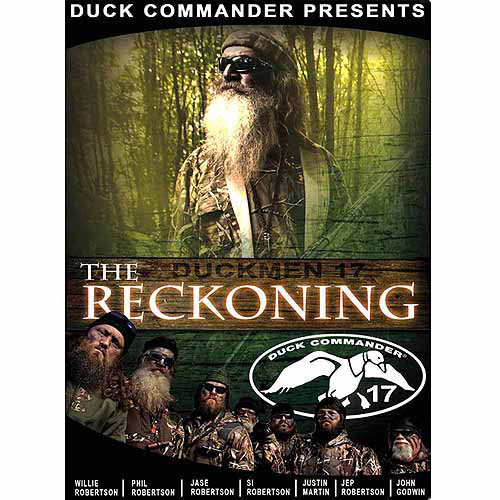 Duck Commander The Reckoning DVD