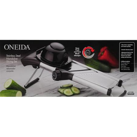 - Oneida Stainless Steel Mandolin, 1 Each