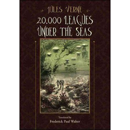 20,000 Leagues Under the Seas: A World Tour Underwater by