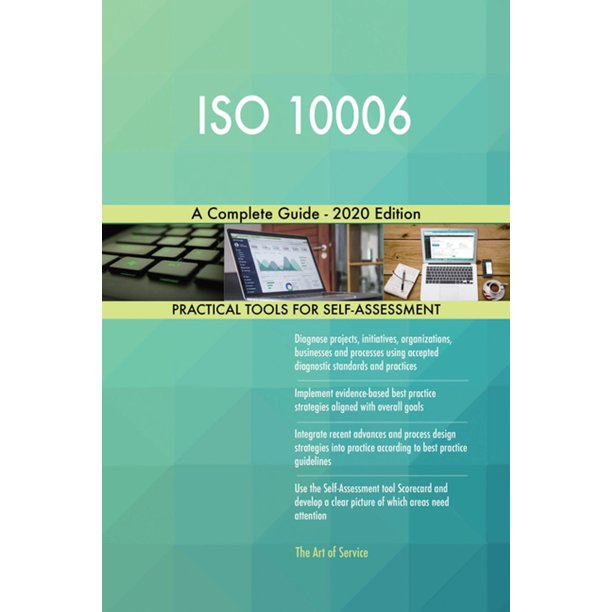 ISO 10006 A Complete Guide