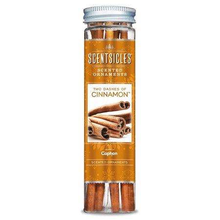 Scentsicles Cinnamon 6pk, SCENTSICLES SCENTED ORNAMENTS By Enviroscent