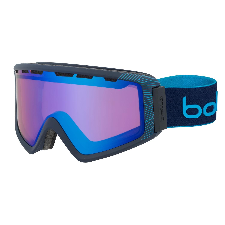 Bolle Winter Z5 OTG Matte Navy & Blue Natura Aurora 21606 Ski Goggles AF M L by Supplier Generic