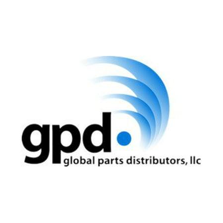 Global Parts Distributors 9642903 A C Compressor New Kit Global 9642903 Fits 200