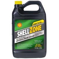 SHELLZONE 50/50 ANTIFREEZE ,1 Gallon