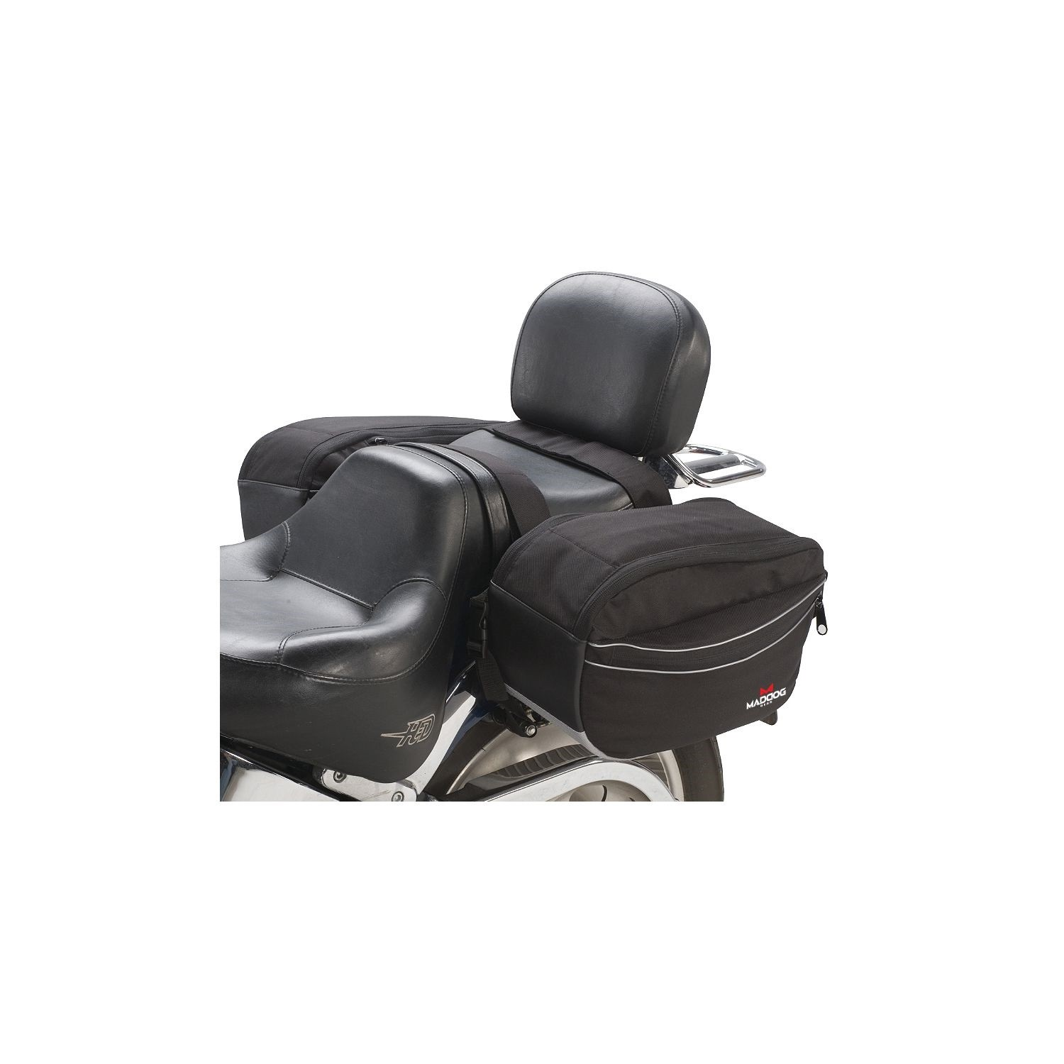 Paul Jr. Motorcycle Saddle Bag - Walmart.com
