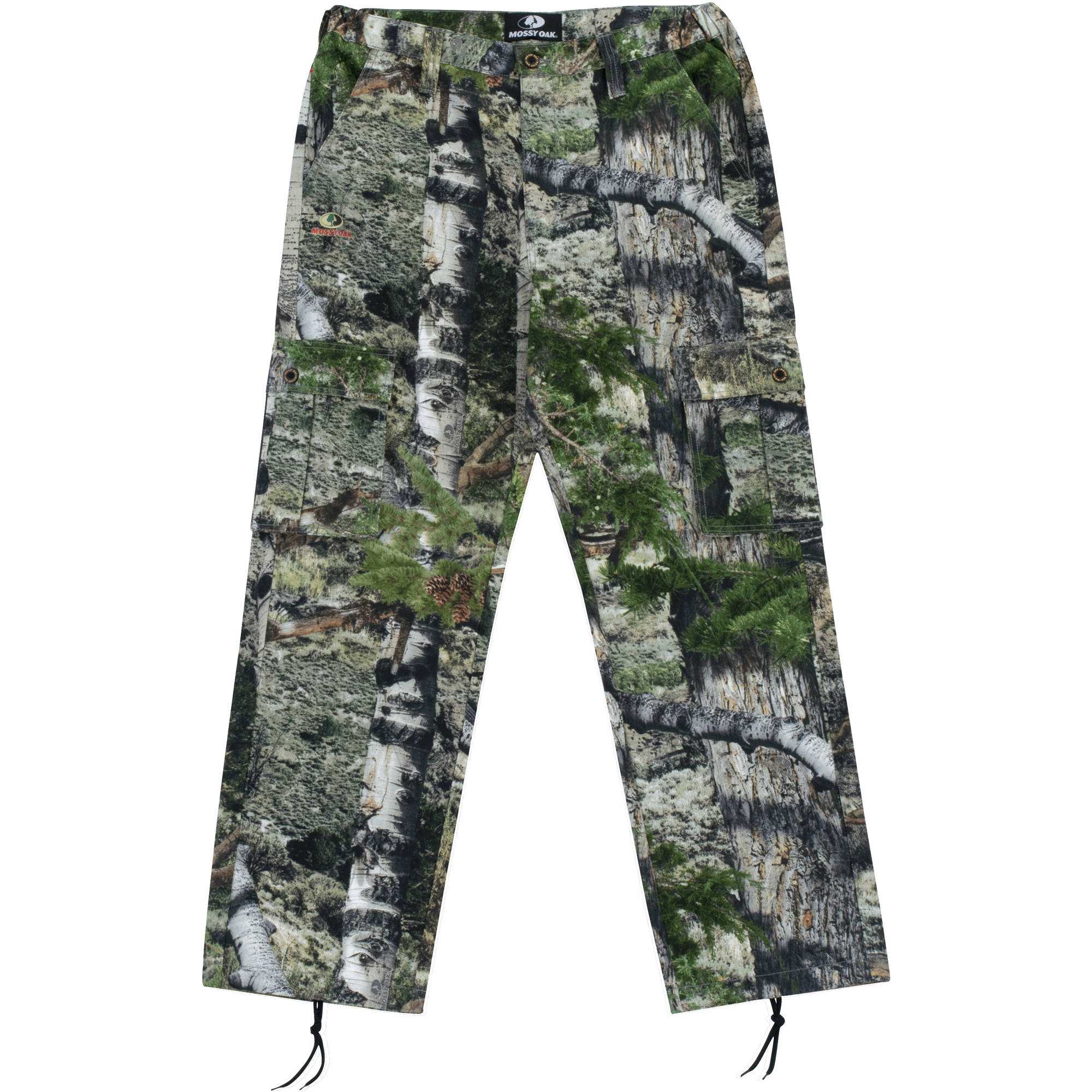 Mossy Oak Men's Cargo Pants, Available in Multiple Patterns