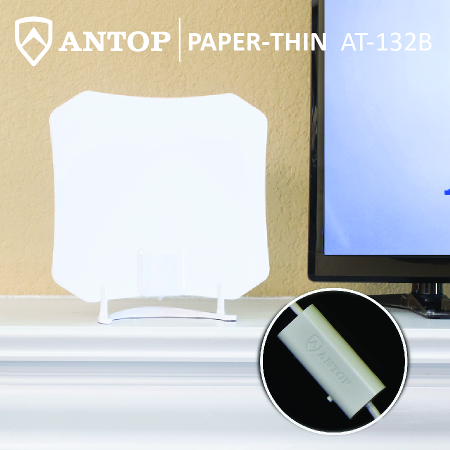 ANTOP Paper Thin AT-132B Smartpass Amplified