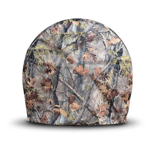 ADCO 8755 Camouflage Game Creek Oaks Spare Tire Cover F, Fits 29 Diameter Wheel