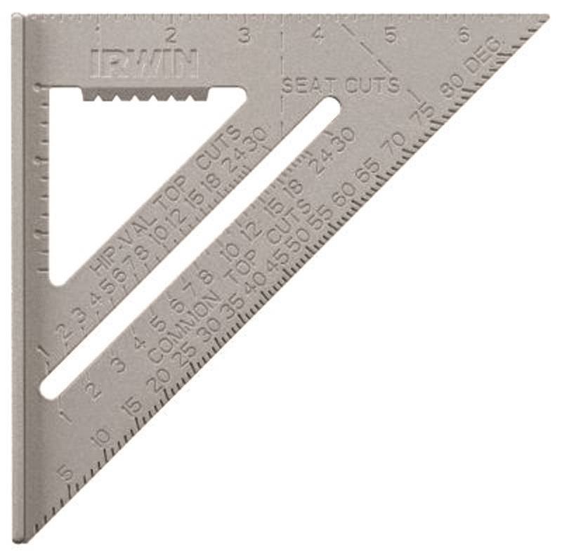 SQUARE RAFTER 7INCH ALUMINUM
