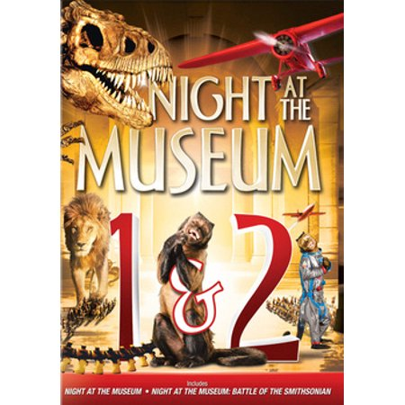 Night at the Museum / Night at the Museum: Battle of the Smithsonian (Best Of Jake And Amir)