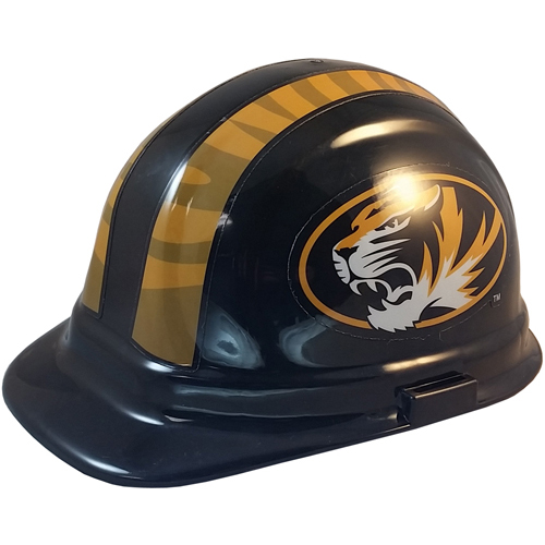 College Missouri Tigers NCAA Hard Hats