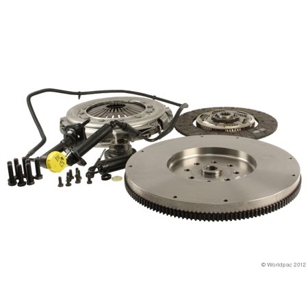 (Valeo W0133-1937237 Clutch Flywheel Conversion Kit)